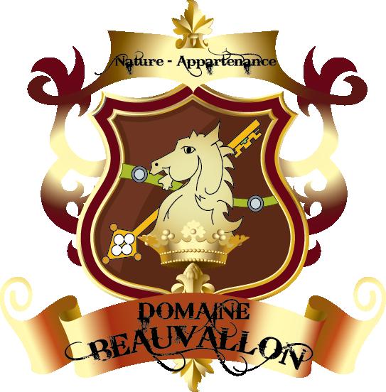 Logo - Grande - Domaine Beauvallon